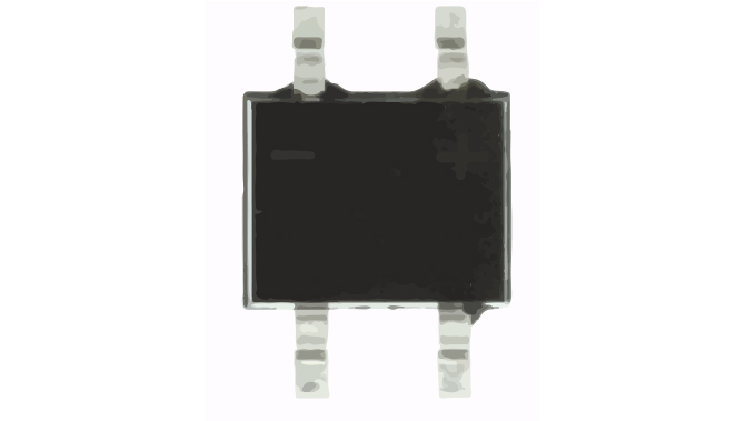 Picture of 2810 - DIODE BRIDGE SMD