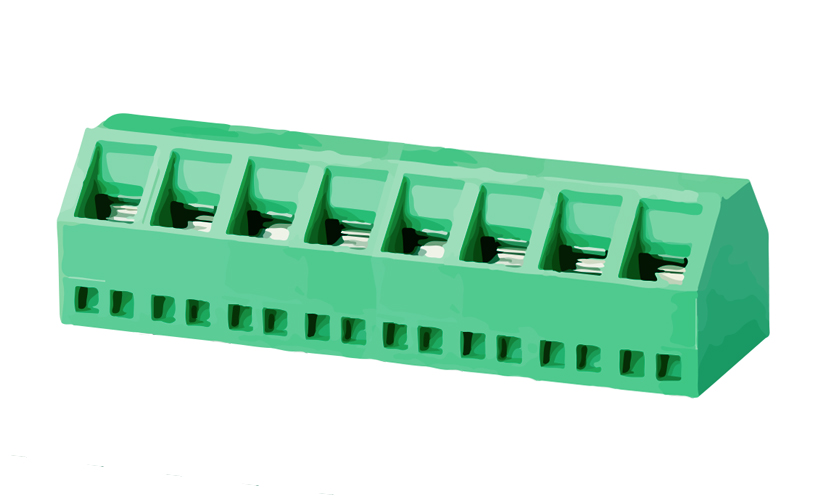 Immagine di 8305 - TBLOCK PCB D127S P5,0MM