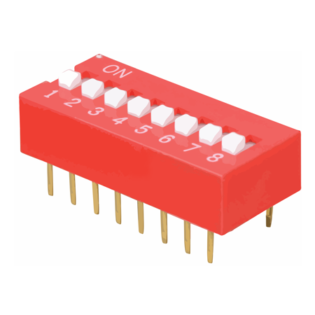 Picture for category DIP SWITCH